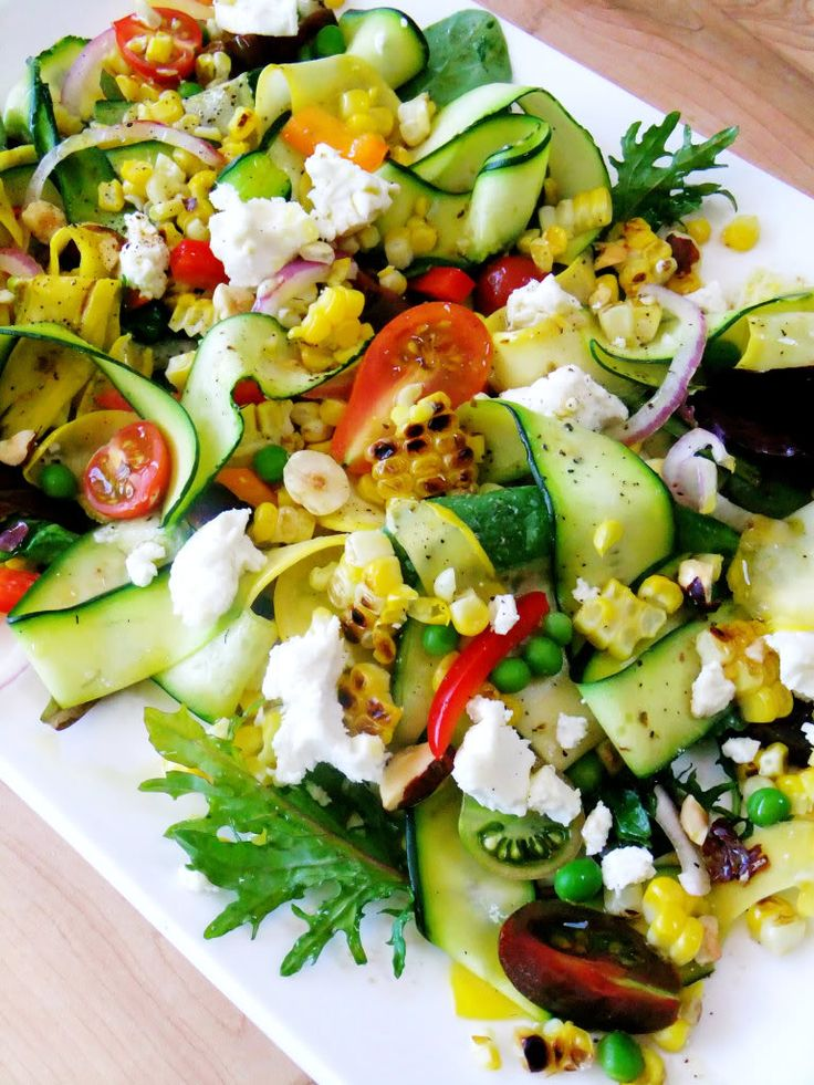 Corn and tomato salad pinterest crafts