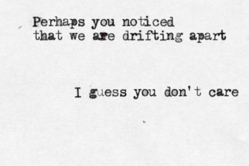 that sad moment when you can feel you and your friend drifting apart - Google Search
