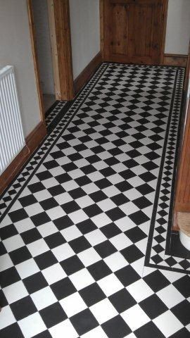 Victorian Floor Tile Cambridge