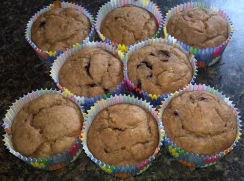 Undressed Skeleton - 60 calorie apple pie muffins