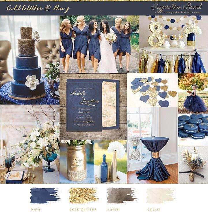 1000+ ideas about Blue Gold Wedding on Pinterest | Weddings, Beach ...