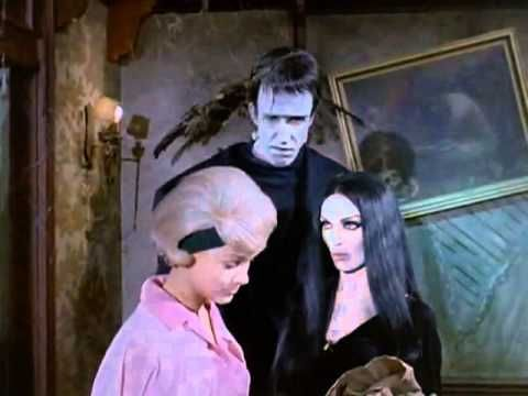 The Munsters Unaired Pilot Episode Part 1 YouTube