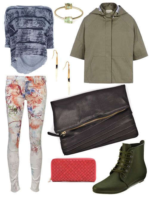 Weather Vain: What to wear on a warm and stormy day in Williamsburg, Brooklyn