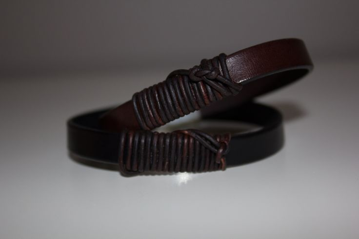 HalaBay Design for Men! Leather bracelet!