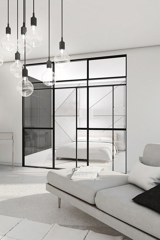 Super cute minimal and modern apartment