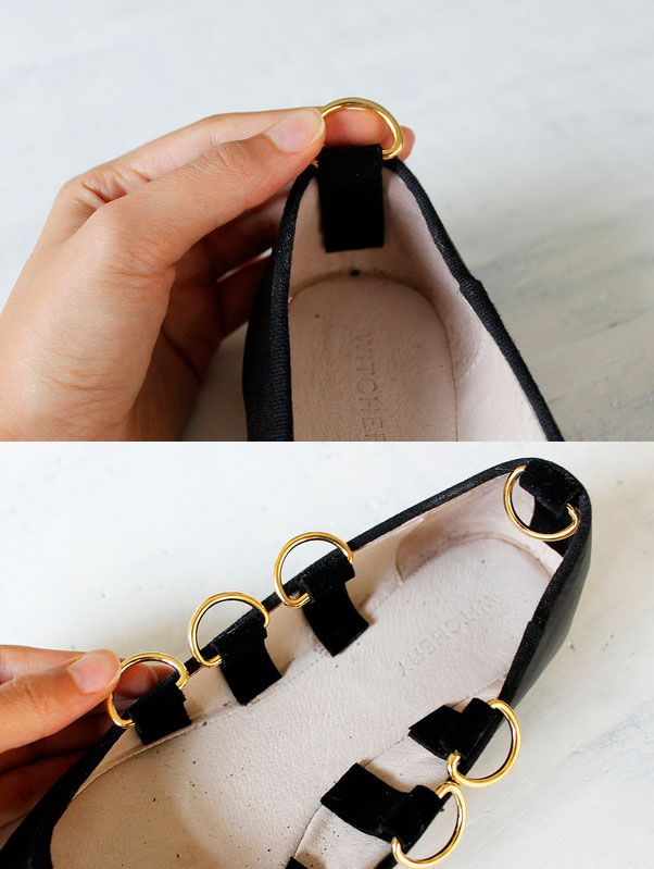 Faça você mesmo – Transformando sua sapatilha | Farol Fashion