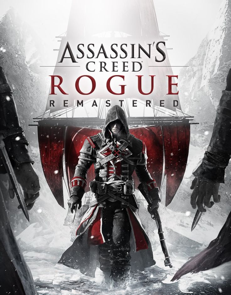 Pin by Fenrir on Games Assassins creed rogue, Assassin's