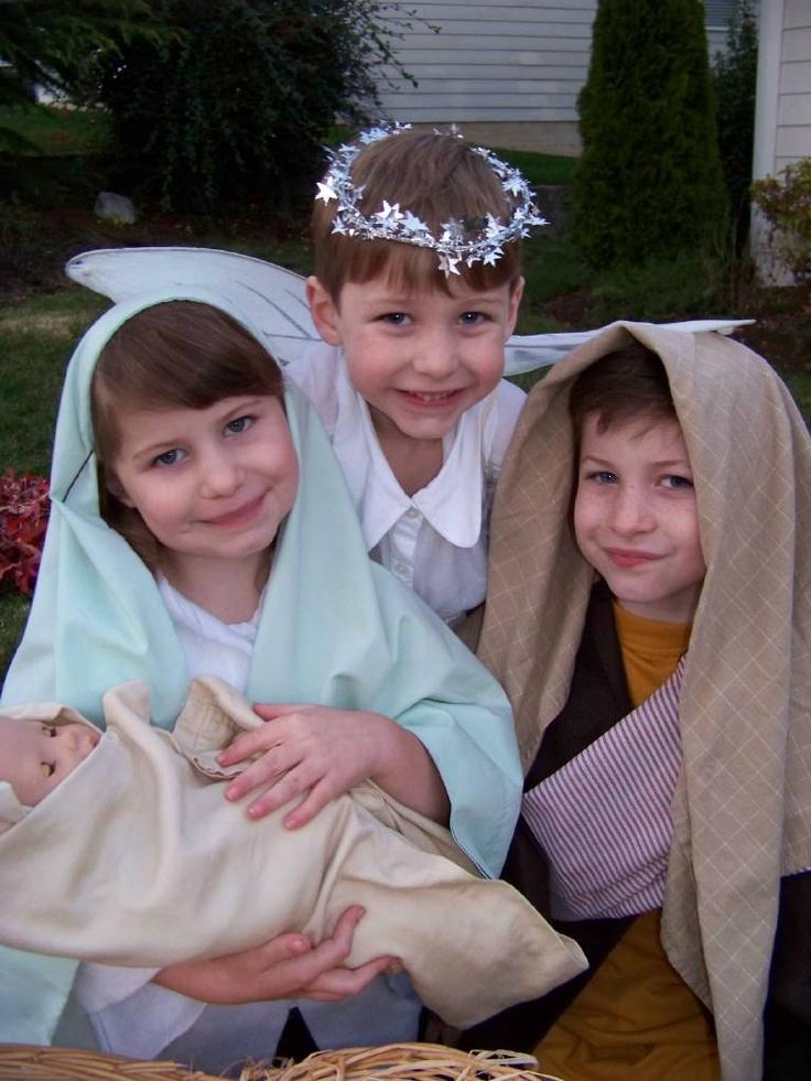 christmas story the birth of jesus christ