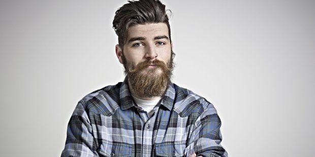 DISGUSTING!!!!    Germs in the beard.  So eklig sind Männerbärte!!! Männer: Zeit sich zu rasieren!!!!