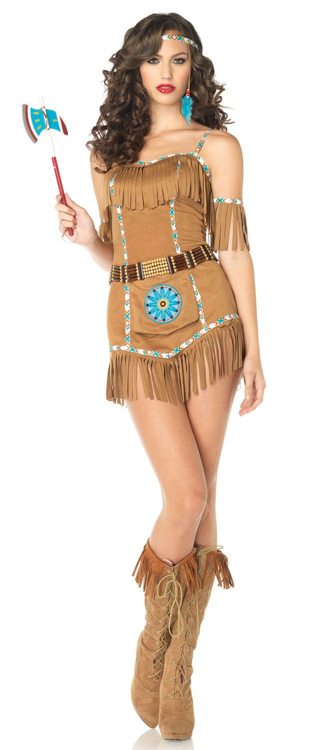 how to make an indian costume
