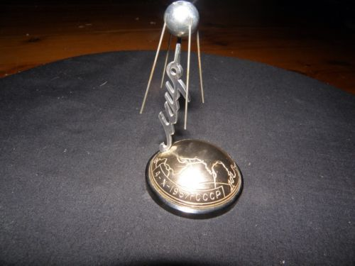 Extremely Rare USSR Space Programm Sputnik 1