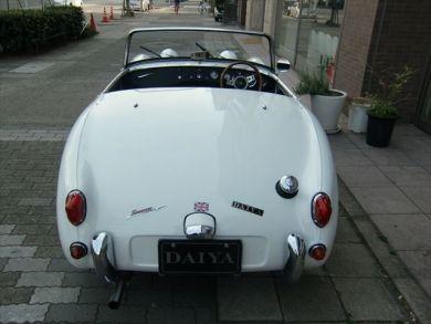 オースティンヒーレー / スプライト MK1 1959年式