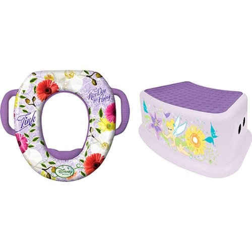 Tinkerbell Potty Training Kit 1 171 Mystorehome Com Stay