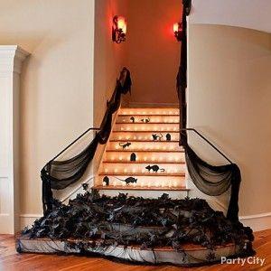 25 classy halloween decor ideas