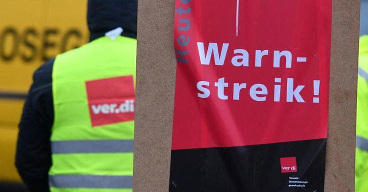 Jetzt lesen: Streik der Geldboten - Verdi warnt vor Bargeld-Knappheit - http://ift.tt/2kA7b0G #story