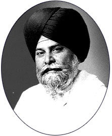 Giani Sant Singh Maskeen- the best Sikh theologian, a man of great thoughts and words.