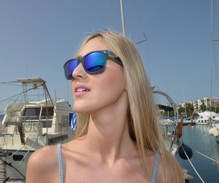 Γυαλιά ηλίου Beach Force Wayfarer - hotstyle.gr
