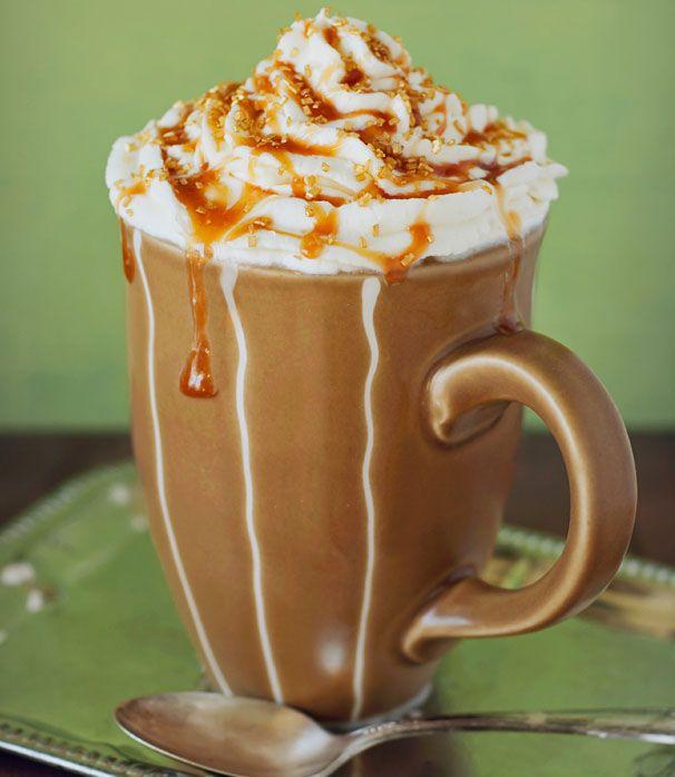 Salted Caramel Mocha #Caramel #Mocha | Fooood | Pinterest
