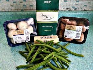 Easy Homemade Green Bean Casserole - A Mitten Full of Savings