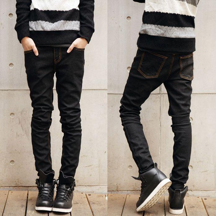 New 2017 skinny jeans men slim fit casual male pencil jeans denim pants men calca jeans masculina men's clothing /NZK1