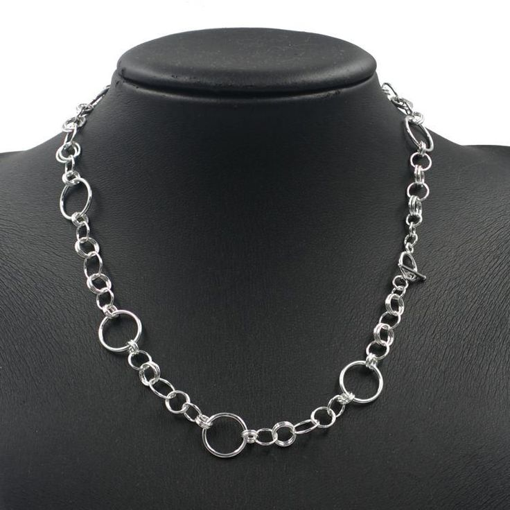 https://flic.kr/p/Uyx7cy | Sterling Silver Handmade Necklace for Sale - Fraser Ross |  Follow Us : www.chain-me-up.com.au  Follow Us : www.facebook.com/chainmeup.promo  Follow Us : twitter.com/chainmeup  Follow Us : followus.com/chain-me-up