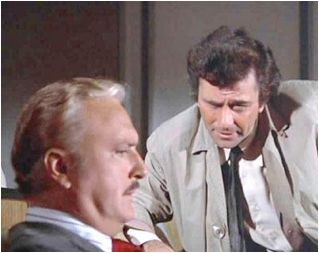 Columbo episode Publish or Perish with jack Cassidy and peter falk