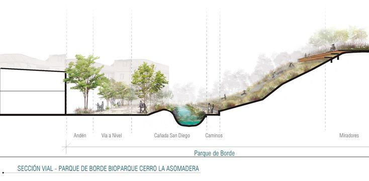 Galería - Célula Arquitectura, segundo y tercer lugar por plan maestro en cerros Nutibara y La Asomadera / Medellín - 40