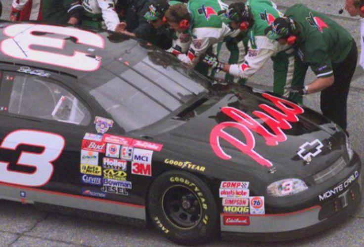 Respect bestowed at Daytona Dale earnhardt jr, Dale