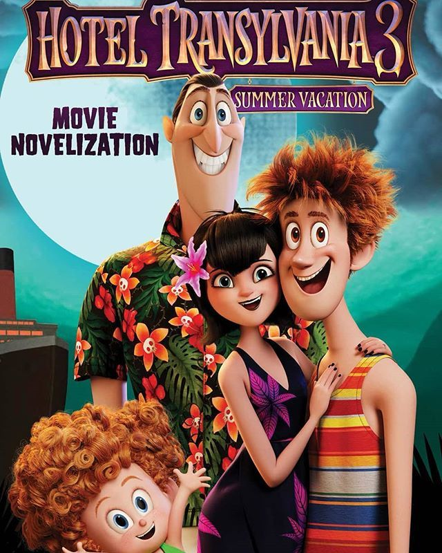 Hotel Transylvania 3 Movie In India Will Be Released On July 20 And In France It Will Have Its Premi Hotel Transylvania Hotel Transylvania Movie Vacation Movie