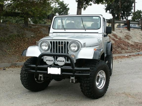 CJ7 Parts and Accessories