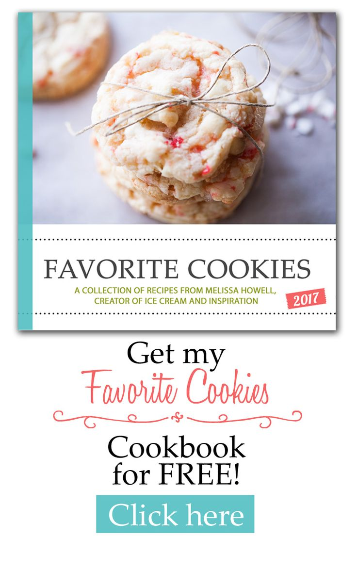 Chocolate Orange Cookies, Peanut Butter Cream Sandwich Cookies, S'mores Cookies, White Chocolate Candy Cane Drop Cookies, and more! All for free in this gorgeous e-book!