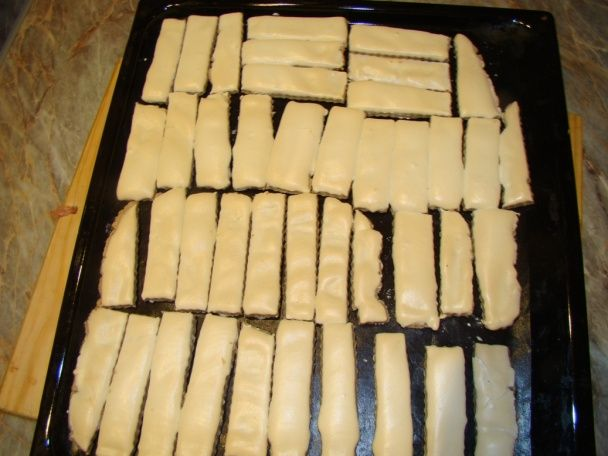 Delikatesné orechové štangličky od krstnej - aj pre celiatikov - obrázok 3
