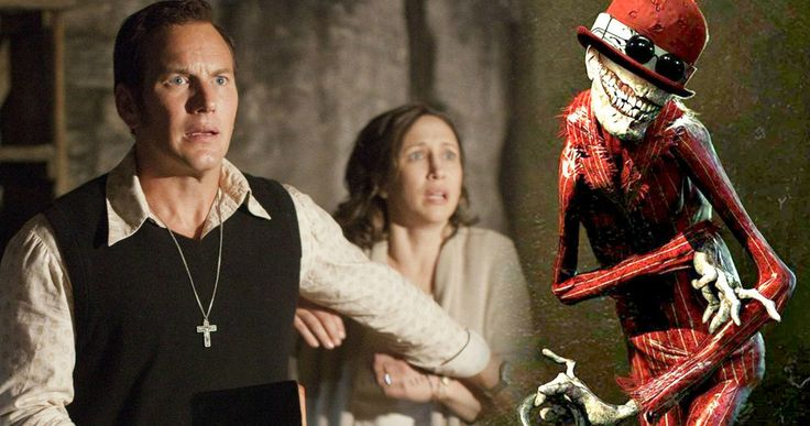 Crooked Man Will Be the Next Conjuring Spin-Off -- The Conjuring 2 character Crooked Man is getting its own movie from New Line Cinema and Warner Bros. -- http://movieweb.com/crooked-man-movie-conjuring-spin-off/