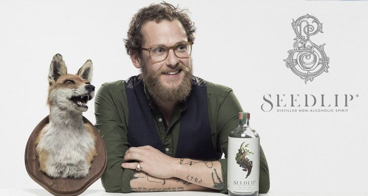 Ben Branson Introduces Seedlip Non-alcoholic Spirits