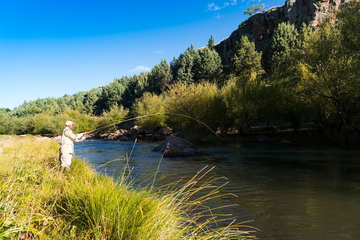 The 1st of September is not only the start of the season of new beginnings, but.... the start of our FLY-FISHING season! www.semonkonglodge.com