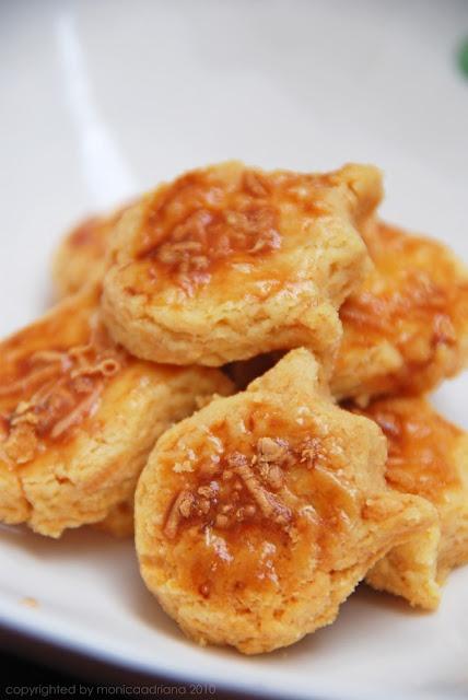 Deserve Desserts: kaastengel