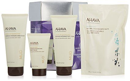 AHAVA Dermud Body and Bath Salt Set Review