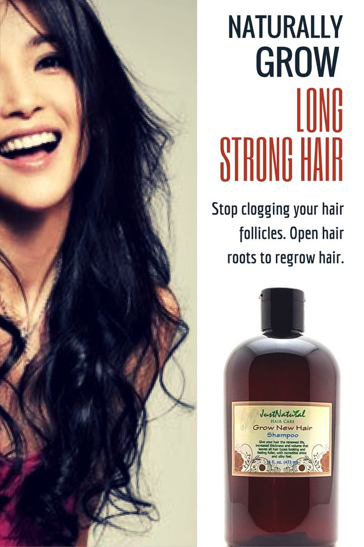Regrow Hair Fast And Naturally