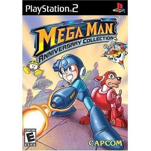 Mega Man Anniversary Collection - PlayStation 2
