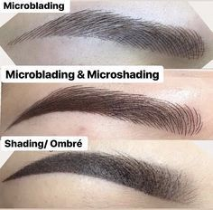 microblading gone wrong – Microblading