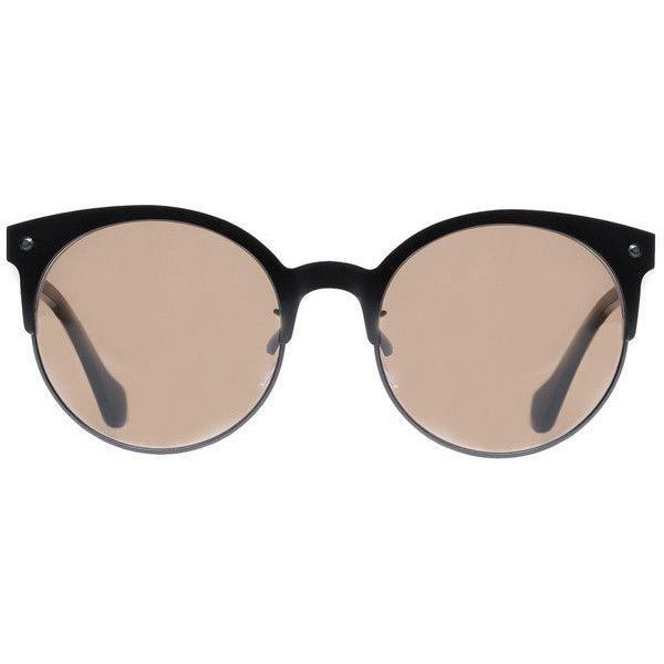 BALENCIAGA Sunglasses ($380) ❤ liked on Polyvore featuring accessories, eyewear, sunglasses, balenciaga glasses, balenciaga, balenciaga eyewear and balenciaga sunglasses