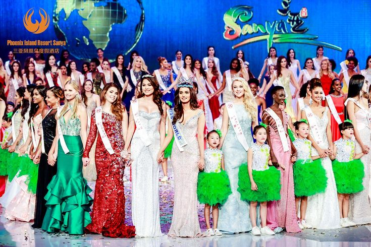 Sanya, China | This year, 118 contestants from all over the world competed for the crown in  the oldest running international beauty pageant Miss world in the beautiful city of Sanya in the Hainan Island.