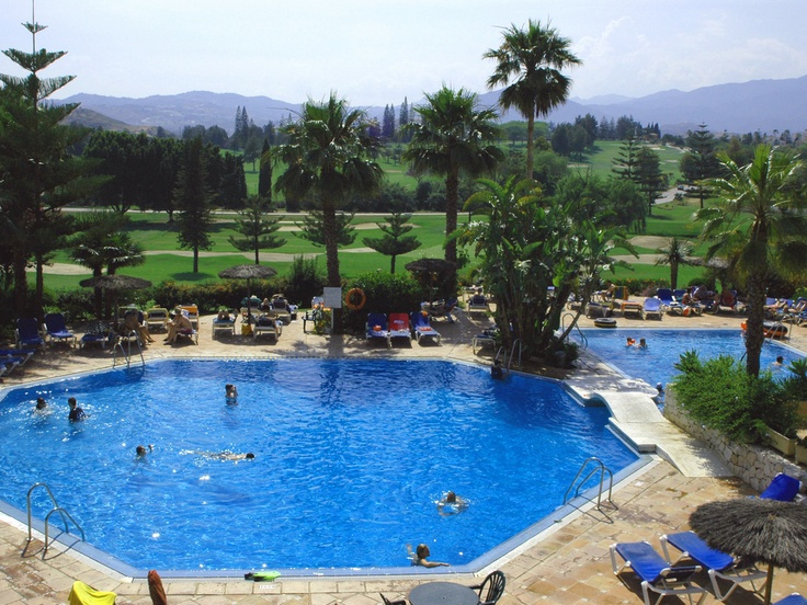 There are over 40 courses on the Costa Del Sol. Very often wonderful golf courses are attached to and form part of holiday resorts such as Matchroom Country Club on the Costa del Sol. Come along and spend 7 nights at the unbelievably low cost of £ 110.00. This is the total all up cost for accommodation for up to four people. Go to http://www.holidayscheep.com/index.php/matchroom-cc  for detail and how to book. For more destinations and offers visit www.holidayscheep.com