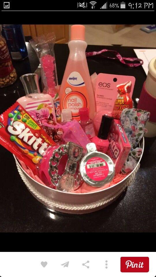 Gift bucket