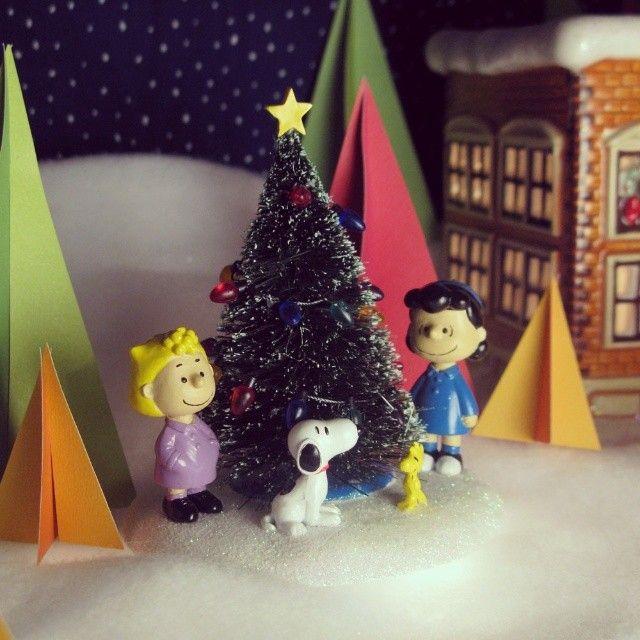 46 best peanuts village inspiration wishlist images on pinterest - Department 56 Peanuts Christmas