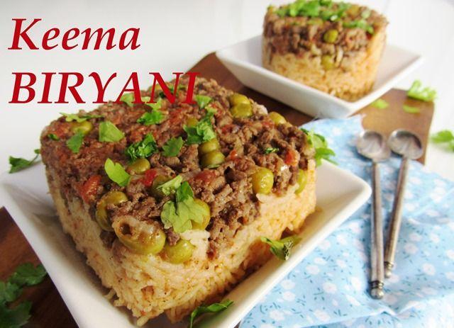 Recepty na indické biryani (směs rýže, masa a zeleniny) | gurmankoreni.cz