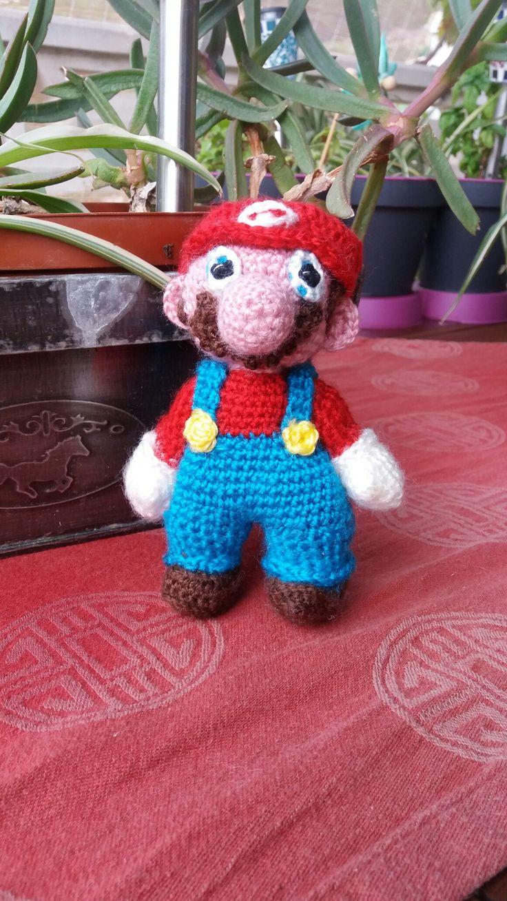 #mariobros #amigurumi #crochet #ganchillo