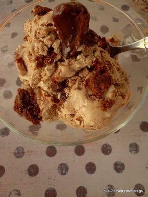 Το απόλυτο παγωτό με σοκολατάκια νουτέλας κ μπισκότα! -