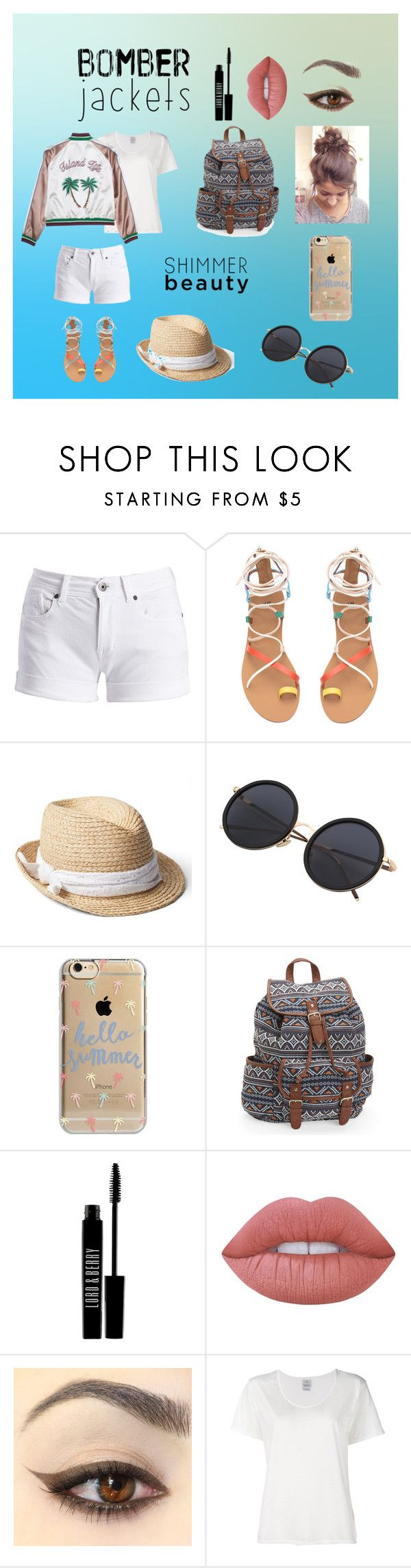 """""""Bomber Jackets Contest ❤️"""" by katiethehorse12 ❤ liked on Polyvore featuring Barbour International, Gap, Agent 18, Aéropostale, Lord & Berry, Lime Crime, Visvim and bomberjackets"""