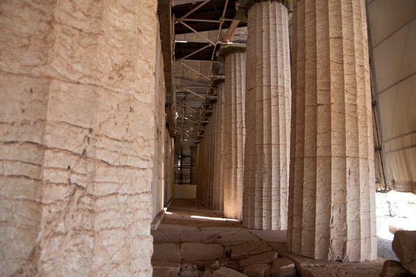 Temple of Apollo Epicurius Greece